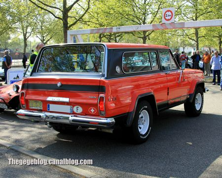 Jeep cherokee chief de 1977 (Retrorencard mai 2013) 02