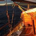 Le Nohss voilier Ile de la Réunion