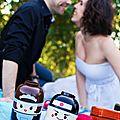 Coralie & sébastien :: séance engagement