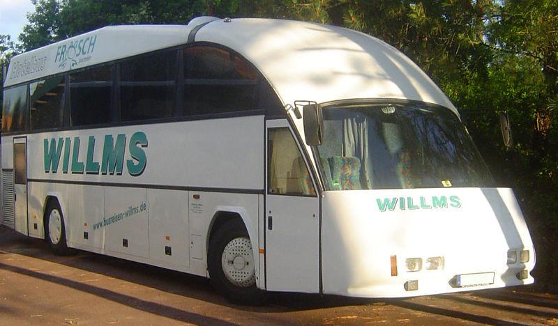 SU WW 789 motorisé Man 400CH Hotel bus (Willms)