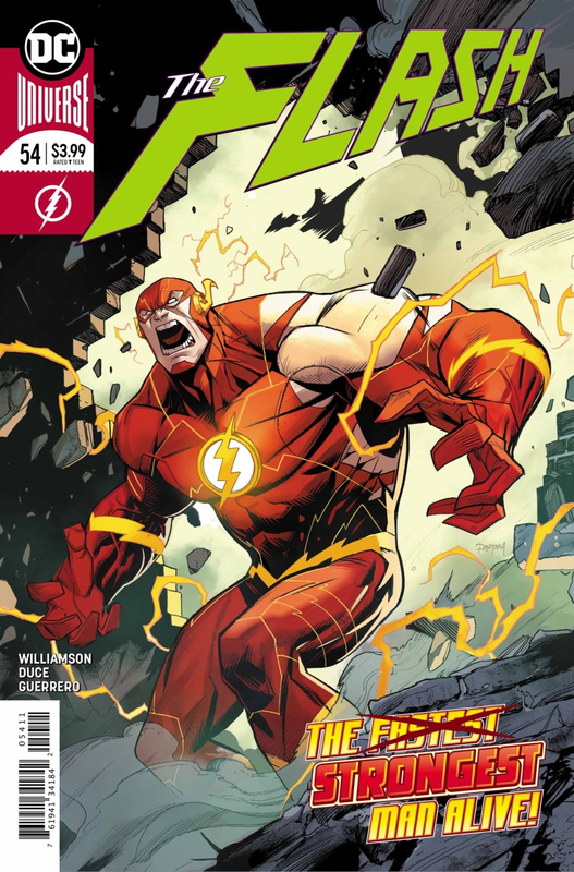 rebirth flash 54