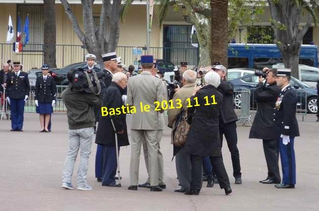 013 0328 - Commémoration Guerre 14-18 - Bastia 2013 11 11