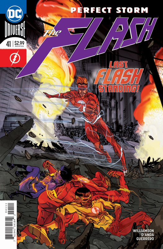 rebirth flash 41