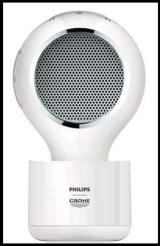 grohe et philips aquatunes 2