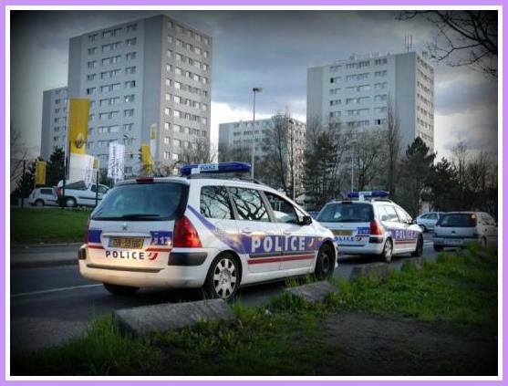 Police à Tremblay-en-France