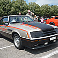 FORD Mustang Official Pace Car Indy 2door hatchback coupé 1979 Illzach (1)