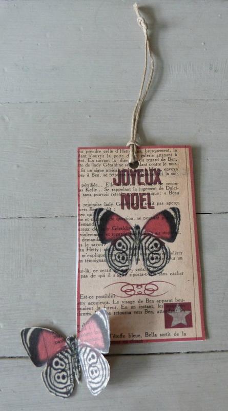 Etiquettes Joyeux Noel Papillons (45)