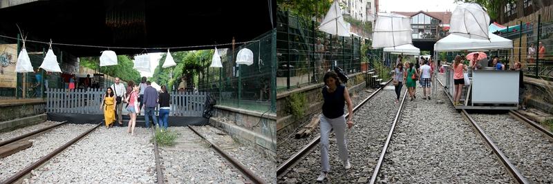 13-Clignancourt danse sur les rails