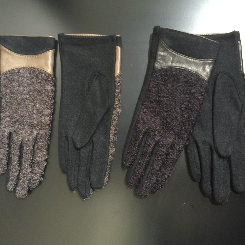 Gants cuir cashmere laine L'Apéro hiver 2015 Boutique Avant-après 29 rue Foch 34000 Montpellier (8)