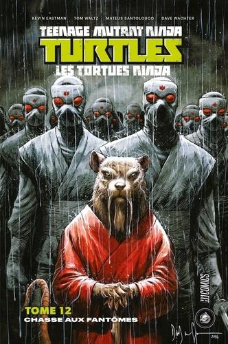 hicomics tortues ninja 12 chasse aux fantomes