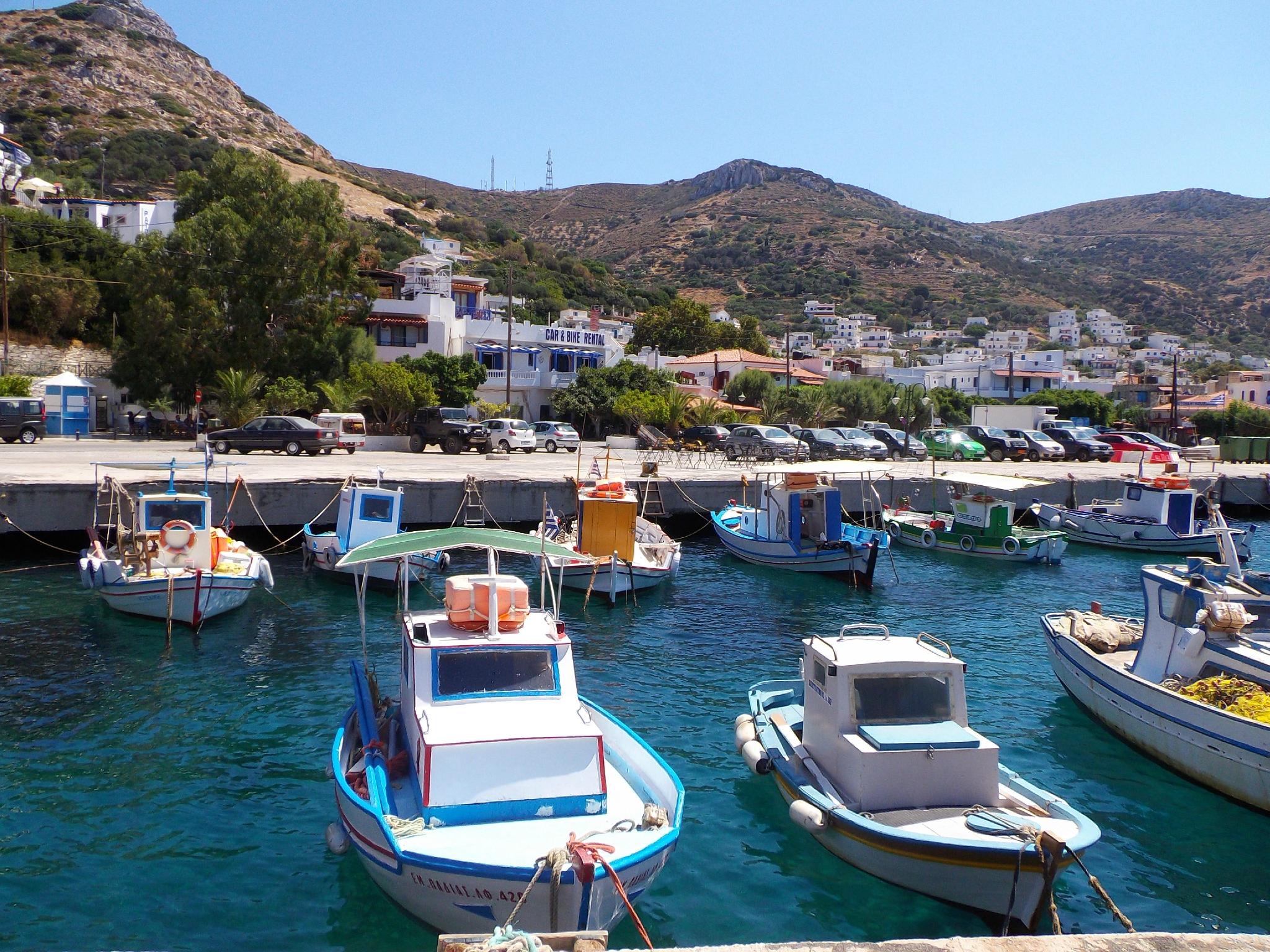 Fourni Korseon ... un peu de Grèce Authentique