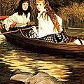 Le peintre james tissot, en marge de la commune de 1871, premiere partie