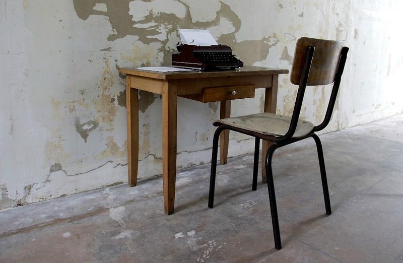 11-Les Grands Voisins (machine à écrire)_2069