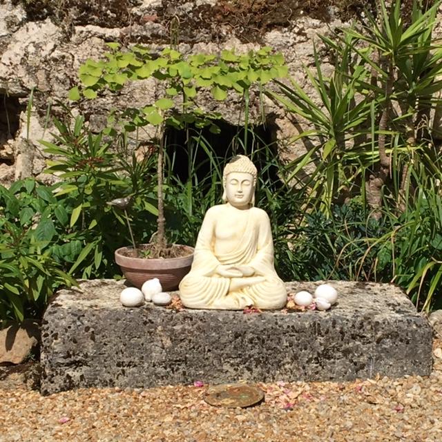 Bouddha au Moulin