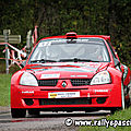 2013 : Rallye des Hautes-Côtes