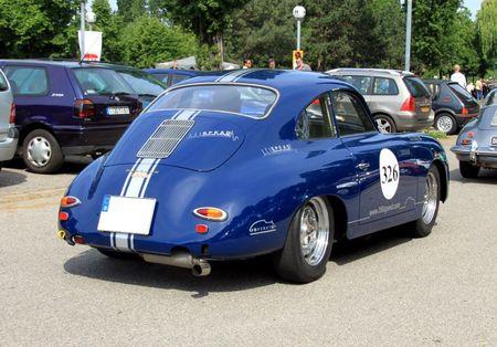 Porsche 356 1600 super (Retrorencard juin 2010) 02