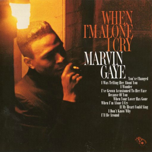 Marvin Gaye (1964) - When I'm Alone I Cry