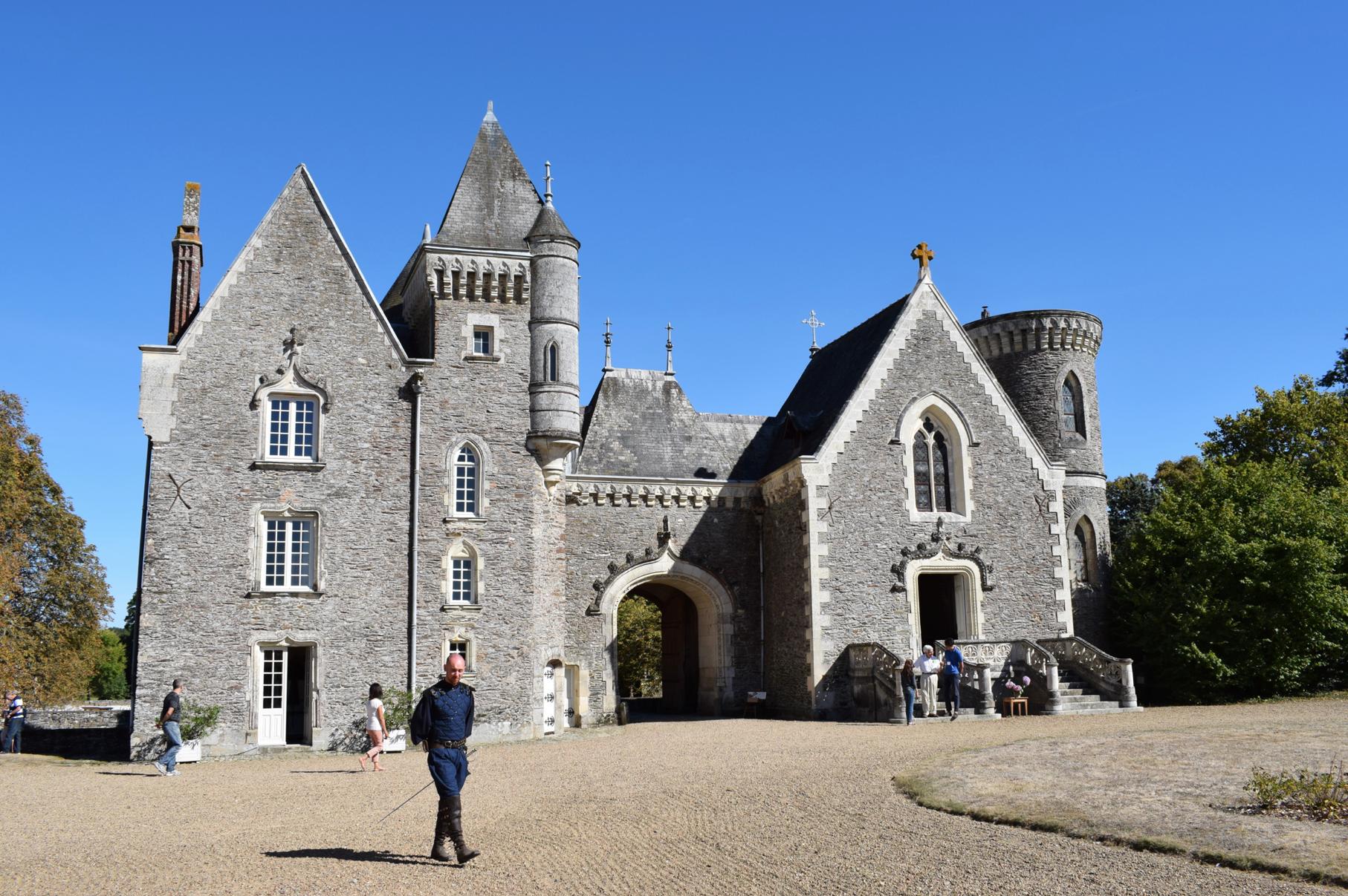 Souvenirs du château de Bourmont