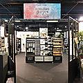 Panneaux des muses stand version scrap paris 2018