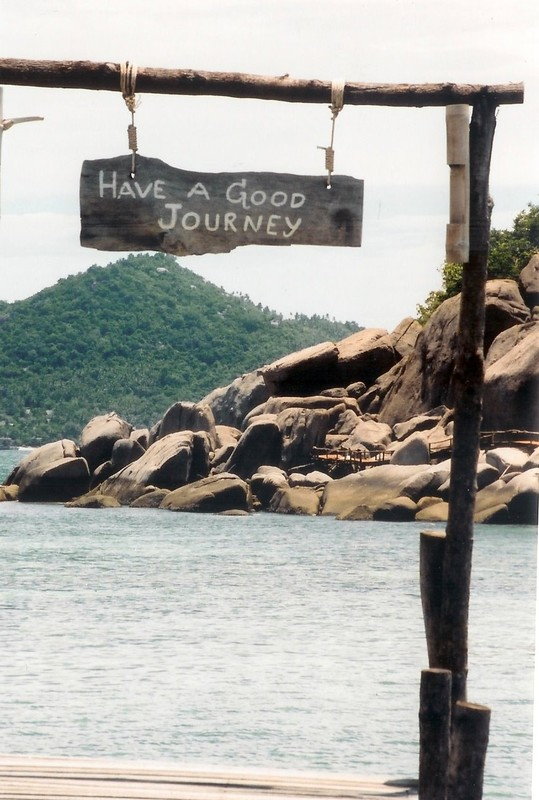 have a good journey