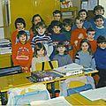 ECOLE DU VIALA 1987-1988