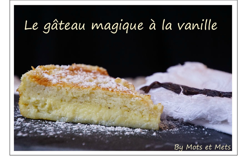 Gateau magique vanille 1