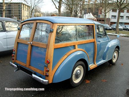 Morris minor 1000 traveller (Retrorencard decembre 2012) 02