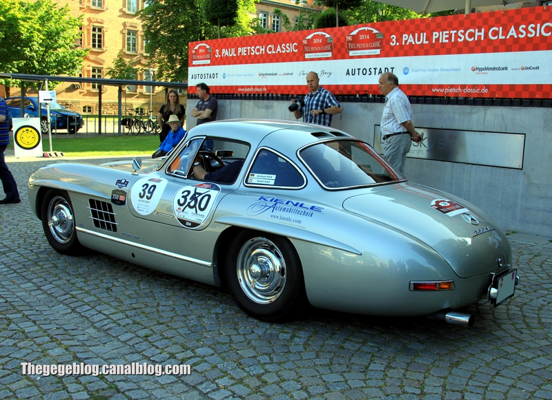 Mercedes 300 SL de 1955 (Paul Pietsch Classic 2014) 02