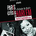 Paris créole in harlem