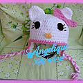 ☆ bonnet hello kitty ☆