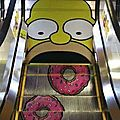 Escalator ....j'adore !