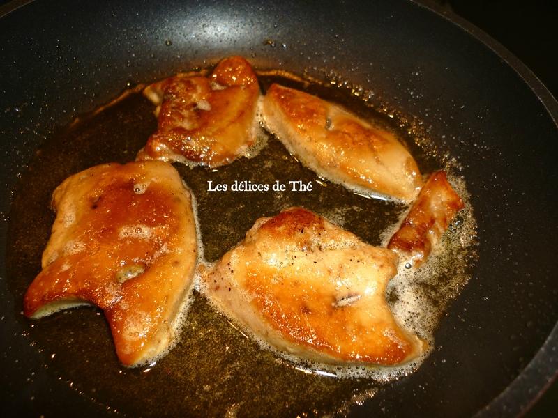 Macaron escalope foie gras pomme Tentation 13 11 16 (7)