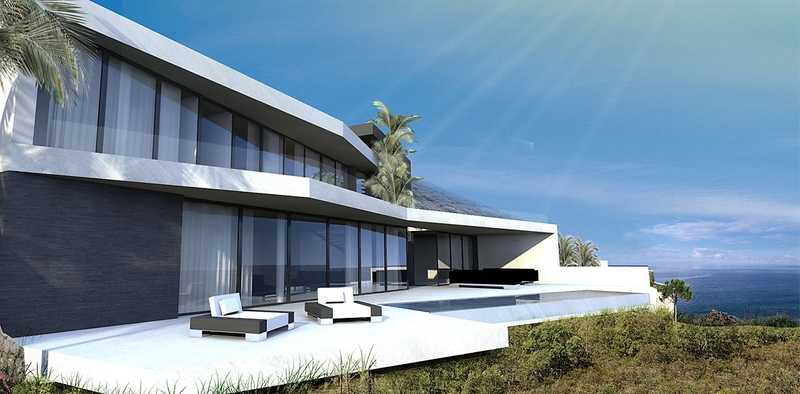 Extension maison st tropez