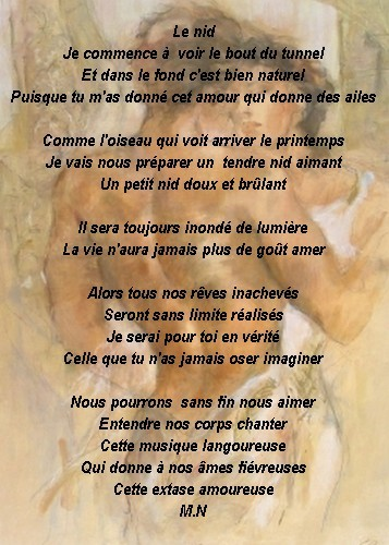 _l'amourGary Benfield le nid