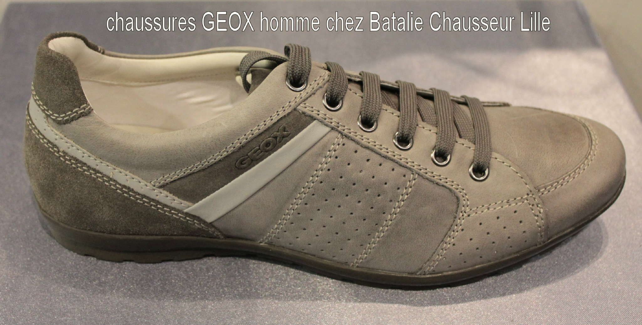chaussure geox homme 2015