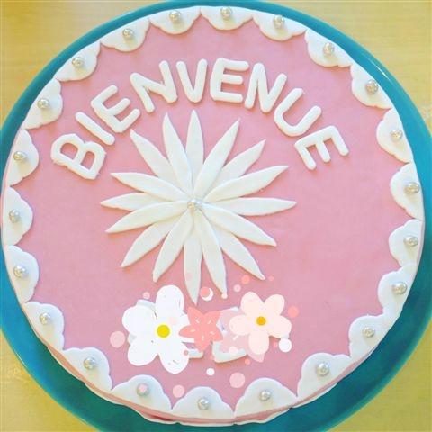 Cake design by MonsieurChéri ©Kid Friendly