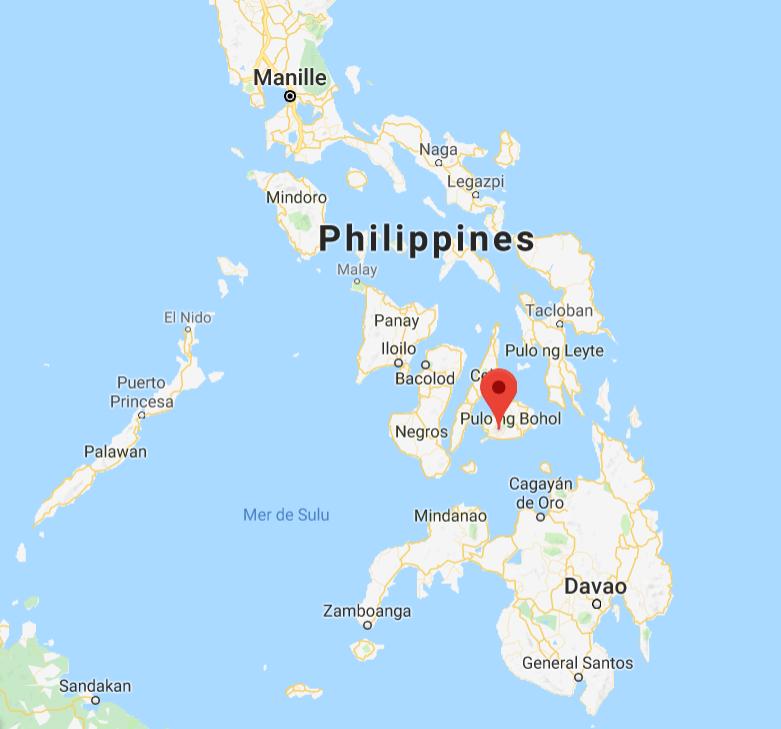 Philippines Loboc - GoogleMaps