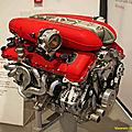 Ferrari F12 TDF moteur V12 6