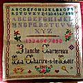 Anniversaire abecedaire