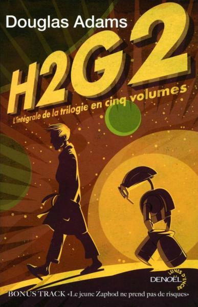 H2G2 the HitchHicker's Guide to the Galaxy