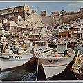 Marseille 2 - Vallon des Auffes - datée 1969