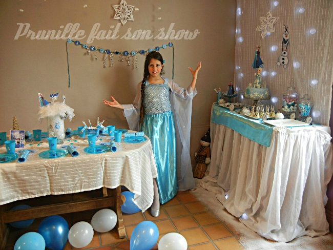disney frozen birthday party prunillefee