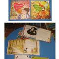 Les beaux livres de princesses !!!