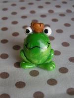 bague grenouille