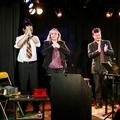 kathy boyé acoustic trio @ la luna negr by laurent sabathé