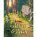 La saga d'atlas et axis [ bd ]