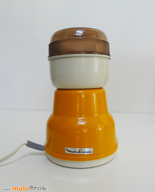 MOULINEX-Moulin-café-Orange-8-Seventies-muluBrok-Vintage