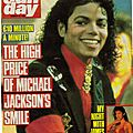 Thriller on the run - sunday, news of the world, 15 mars 1987