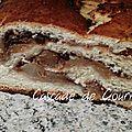 Berawecka ou pain aux fruits