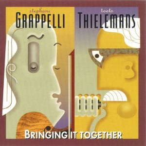 Stephane Grapelli Toots Thielemans - 1984 - Bringing it Together (Cymekob)